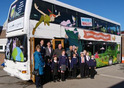 Kingsleigh Learning Bus